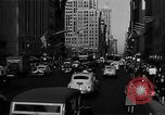 Image of crowded Fifth Avenue New York  New York City USA, 1946, second 51 stock footage video 65675041739
