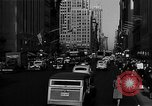 Image of crowded Fifth Avenue New York  New York City USA, 1946, second 52 stock footage video 65675041739