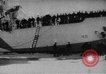 Image of United States Coast Guard Cutters on patrol off Greenland Greenland, 1944, second 22 stock footage video 65675041743