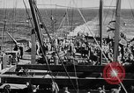 Image of United States Coast Guard transports carry amphibious forces Guadalcanal Solomon Islands, 1942, second 34 stock footage video 65675041744