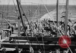 Image of United States Coast Guard transports carry amphibious forces Guadalcanal Solomon Islands, 1942, second 37 stock footage video 65675041744