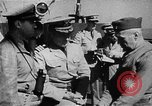 Image of United States Coast Guard transports carry amphibious forces Guadalcanal Solomon Islands, 1942, second 39 stock footage video 65675041744