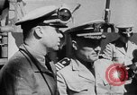 Image of United States Coast Guard transports carry amphibious forces Guadalcanal Solomon Islands, 1942, second 44 stock footage video 65675041744