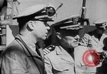 Image of United States Coast Guard transports carry amphibious forces Guadalcanal Solomon Islands, 1942, second 45 stock footage video 65675041744