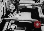 Image of United States Coast Guard transports carry amphibious forces Guadalcanal Solomon Islands, 1942, second 49 stock footage video 65675041744