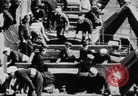 Image of United States Coast Guard transports carry amphibious forces Guadalcanal Solomon Islands, 1942, second 56 stock footage video 65675041744