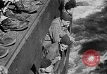 Image of United States Coast Guard transports carry amphibious forces Guadalcanal Solomon Islands, 1942, second 58 stock footage video 65675041744