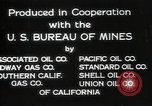 Image of safety devices California United States USA, 1923, second 13 stock footage video 65675041757