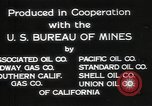 Image of safety devices California United States USA, 1923, second 24 stock footage video 65675041757