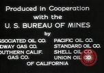 Image of safety devices California United States USA, 1923, second 25 stock footage video 65675041757