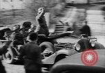 Image of Adolf Hitler personally visiting during Anschluss Vienna Austria, 1938, second 17 stock footage video 65675041759