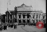 Image of Adolf Hitler personally visiting during Anschluss Vienna Austria, 1938, second 27 stock footage video 65675041759