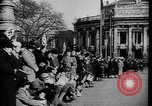 Image of Adolf Hitler personally visiting during Anschluss Vienna Austria, 1938, second 33 stock footage video 65675041759
