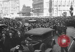 Image of Adolf Hitler personally visiting during Anschluss Vienna Austria, 1938, second 39 stock footage video 65675041759