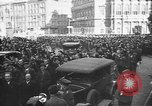 Image of Adolf Hitler personally visiting during Anschluss Vienna Austria, 1938, second 40 stock footage video 65675041759