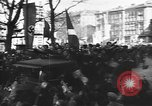 Image of Adolf Hitler personally visiting during Anschluss Vienna Austria, 1938, second 42 stock footage video 65675041759
