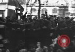 Image of Adolf Hitler personally visiting during Anschluss Vienna Austria, 1938, second 44 stock footage video 65675041759