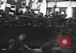 Image of Adolf Hitler personally visiting during Anschluss Vienna Austria, 1938, second 45 stock footage video 65675041759