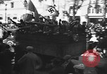 Image of Adolf Hitler personally visiting during Anschluss Vienna Austria, 1938, second 46 stock footage video 65675041759