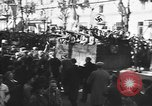 Image of Adolf Hitler personally visiting during Anschluss Vienna Austria, 1938, second 47 stock footage video 65675041759