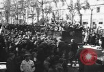 Image of Adolf Hitler personally visiting during Anschluss Vienna Austria, 1938, second 48 stock footage video 65675041759