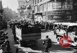 Image of Adolf Hitler personally visiting during Anschluss Vienna Austria, 1938, second 49 stock footage video 65675041759