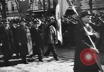 Image of Adolf Hitler personally visiting during Anschluss Vienna Austria, 1938, second 55 stock footage video 65675041759