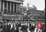 Image of Adolf Hitler personally visiting during Anschluss Vienna Austria, 1938, second 59 stock footage video 65675041759