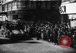 Image of Adolf Hitler personally visiting during Anschluss Vienna Austria, 1938, second 62 stock footage video 65675041759