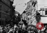 Image of German troops entering Graz during Anschluss Austria, 1938, second 4 stock footage video 65675041765