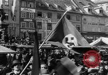 Image of German troops entering Graz during Anschluss Austria, 1938, second 8 stock footage video 65675041765