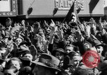 Image of German troops entering Graz during Anschluss Austria, 1938, second 10 stock footage video 65675041765