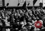 Image of German troops entering Graz during Anschluss Austria, 1938, second 11 stock footage video 65675041765