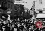 Image of German troops entering Graz during Anschluss Austria, 1938, second 13 stock footage video 65675041765