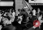 Image of German troops entering Graz during Anschluss Austria, 1938, second 20 stock footage video 65675041765