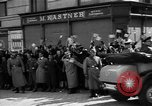 Image of Hitler welcomed during the Anschluss Linz Austria, 1938, second 30 stock footage video 65675041767