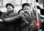 Image of Exuberant crowds cheer the Anschuss (Annexation of Austria by Germany) Vienna Austria, 1938, second 12 stock footage video 65675041768
