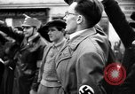 Image of Exuberant crowds cheer the Anschuss (Annexation of Austria by Germany) Vienna Austria, 1938, second 22 stock footage video 65675041768