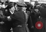 Image of Exuberant crowds cheer the Anschuss (Annexation of Austria by Germany) Vienna Austria, 1938, second 31 stock footage video 65675041768