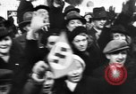 Image of Exuberant crowds cheer the Anschuss (Annexation of Austria by Germany) Vienna Austria, 1938, second 34 stock footage video 65675041768