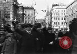 Image of Exuberant crowds cheer the Anschuss (Annexation of Austria by Germany) Vienna Austria, 1938, second 35 stock footage video 65675041768