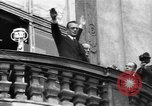 Image of Exuberant crowds cheer the Anschuss (Annexation of Austria by Germany) Vienna Austria, 1938, second 41 stock footage video 65675041768