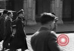 Image of Exuberant crowds cheer the Anschuss (Annexation of Austria by Germany) Vienna Austria, 1938, second 47 stock footage video 65675041768