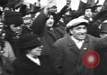 Image of Exuberant crowds cheer the Anschuss (Annexation of Austria by Germany) Vienna Austria, 1938, second 48 stock footage video 65675041768