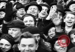 Image of Exuberant crowds cheer the Anschuss (Annexation of Austria by Germany) Vienna Austria, 1938, second 50 stock footage video 65675041768