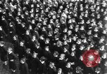 Image of Exuberant crowds cheer the Anschuss (Annexation of Austria by Germany) Vienna Austria, 1938, second 51 stock footage video 65675041768