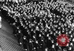 Image of Exuberant crowds cheer the Anschuss (Annexation of Austria by Germany) Vienna Austria, 1938, second 54 stock footage video 65675041768