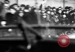 Image of Exuberant crowds cheer the Anschuss (Annexation of Austria by Germany) Vienna Austria, 1938, second 57 stock footage video 65675041768