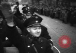 Image of Exuberant crowds cheer the Anschuss (Annexation of Austria by Germany) Vienna Austria, 1938, second 58 stock footage video 65675041768