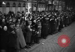 Image of Exuberant crowds cheer the Anschuss (Annexation of Austria by Germany) Vienna Austria, 1938, second 60 stock footage video 65675041768